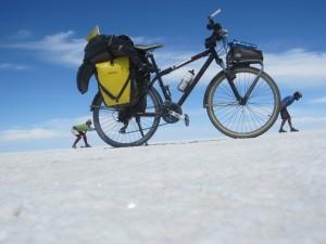 En route pour la Bolivie On a marché sur la lune