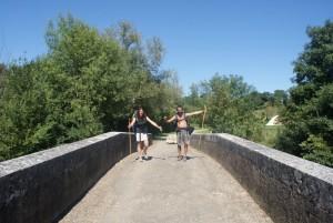 Max et Sophie-Pont D'Artigues