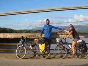 Max et Sophie-en route vers l'Equateur