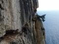 Escalade à Cap Canaille